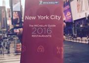 ミシュランがニューヨーク「3つ星レストラン」を発表!