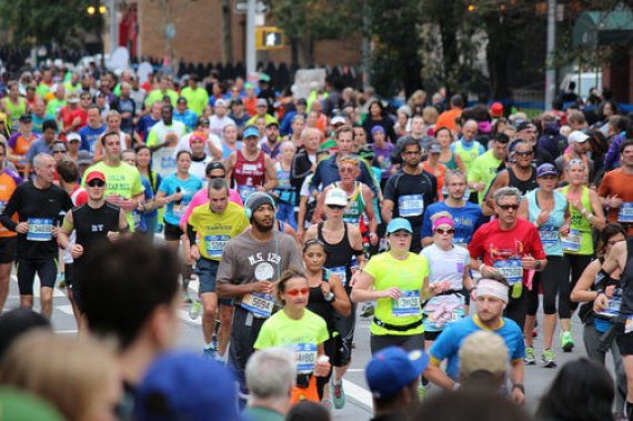 New York City Marathon 2015