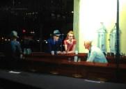エドワード・ホッパーの「ナイトホークス」がフラットアイロンに登場