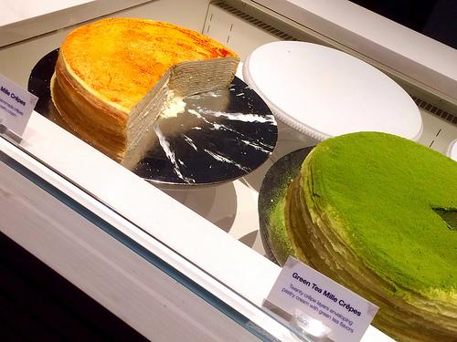 ケーキブティック「Lady M」で日本のミル・クレープを味わおう