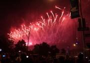 メーシーズ独立記念日花火大会 – 25分間で4万発!アメリカ独立を祝う花火大会