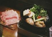 炙り屋錦乃助 – 宮崎牛特上A5ランクのとろけるすき焼き