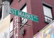 日系のお店が集まるイーストビレッジの人気ストリート「セント・マークス・プレイス」