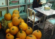 チェルシーマーケットで見つけたハロウィンパンプキン