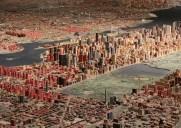 ニューヨーク市の巨大パノラマが名物の美術館「クイーンズ美術館」