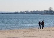 ブロンクス唯一の公共海水浴場「オーチャード・ビーチ」をお散歩