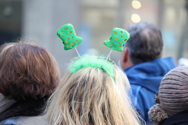 The NYC St. Patricks Day Parade