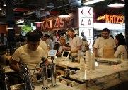 ブルックリンの「ディカルブマーケットホール」でカッツのパストラミを食べよう