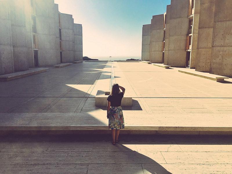 サンディエゴ観光の際に立ち寄りたい!ルイス・カーンの傑作「ソーク研究所」