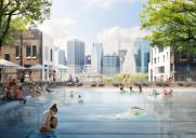 ブルックリンブリッジパークが新しいプールの建設案を発表
