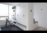 狭い部屋を効率的に使える!IKEAがロボット家具「ROGNAN」を発表