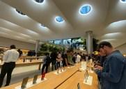 5番街にキューブが戻る!新装開店した「Apple Store Fifth Avenue」