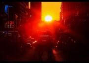 1年で最も美しい夕暮れ時「マンハッタンヘンジ」の日程(2020年度版)