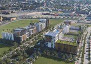 ジャージーシティーで8千戸の集合住宅建設プランが進行中
