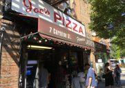 映画スパイダーマンにも登場した人気ピザ店「Joe's Pizza」