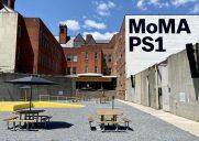 小学校の建物を活用したコンテンポラリーアート専門の美術館「MoMA PS1」
