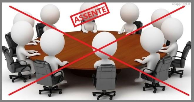 Mancata convocazione delle Commissioni art. 50 per mancanza del Vice Capo D.A.P.