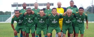 A equipe do Barreira. Foto: Paulo Lulo.