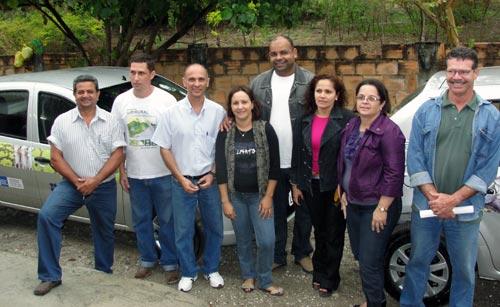 A Emater-Rio entregou dois carros para o escritório de Saquarema, beneficiando a população rural do município.