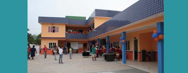 Escola Municipal Lúcio Nunes