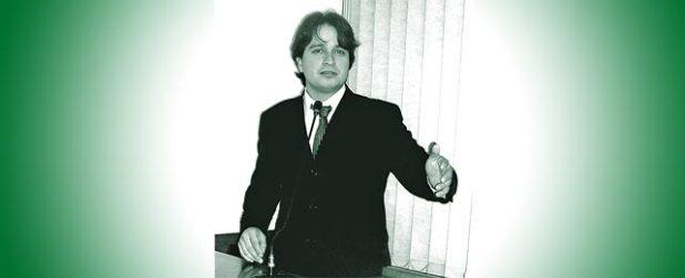 Pedro Ricardo, candidato a deputado federal, foi o que obteve mais votos em Saquarema, mas não foi eleito.