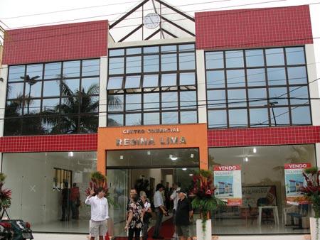 Centro Comercial Regina Lima