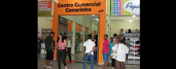 Centro Comercial Canarinho