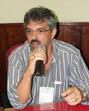 Vereador Paulo Renato autor da lei da Agenda 21 Local