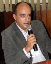 O diretor da Dois Arcos, André Martins