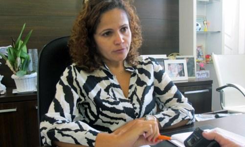 Franciane Motta: uma prefeita em ação