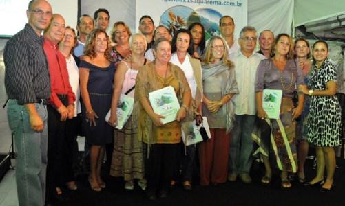 Lançado o Plano Local de Desenvolvimento Sustentável da Agenda 21 Saquarema