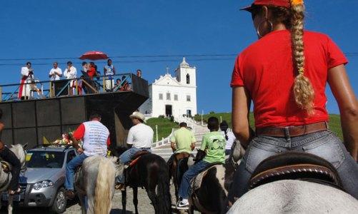 A tradição das festas religiosas em Saquarema