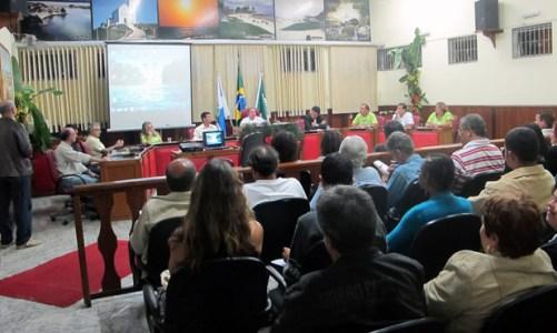 Fórum da Agenda 21 Saquarema promove Estudos Sustentáveis na Câmara Municipal