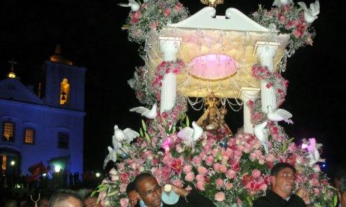 A tradicional Festa de Nossa Senhora de Nazareth foi mais uma vez um grande sucesso