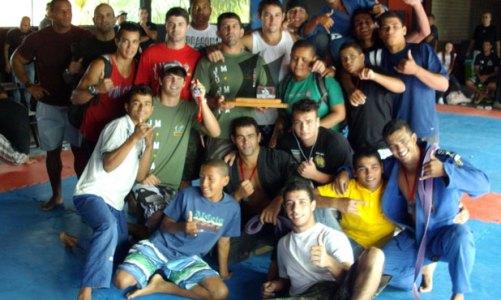 Equipe GF Team é campeã no Saquarema Open de Jiu-Jitsu