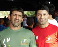 Professores Perninha e Valdemar Alves