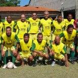 O time do Boqueirão ganhou o grande troféu de campeão do Supermaster