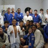 A nova Academia Valdemar Bombas e seus alunos
