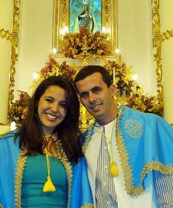 Posse na Irmandade de Nossa Senhora de Nazareth
