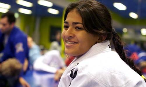 Beatriz Mesquita nos Emirados Árabes