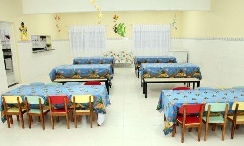 Mais escolas reformadas em Saquarema