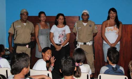 Inaugurado o Projeto Guarda Municipal nas Escolas
