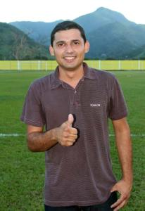 O jovem empresário Roger Gomes. Fotos: Edimilson Soares