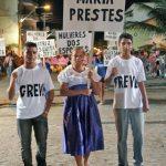 Mulheres homenageadas:  uma caracterização de Maria Prestes