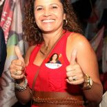 Prefeita Franciane é reeleita com vantagem de mais de 13 mil votos (Foto: Divulgação/PMDB)