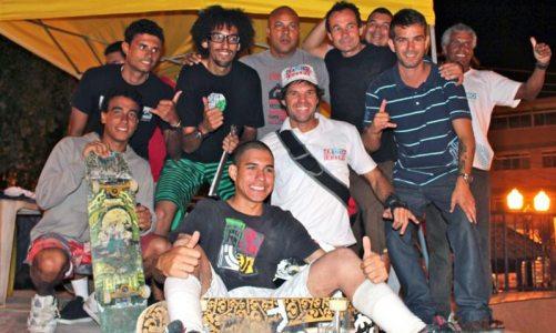 1º Torneio de Skate 2012 agita a pista Rafael Mascarenhas