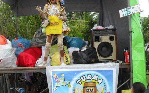 Turma do Barril festeja Dia das Crianças