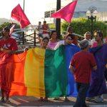 A participação ativa do movimento GLBT. (Foto: Agnelo Quintela)