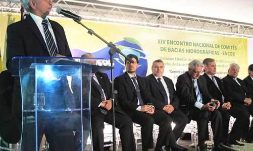 Encontro Nacional de Comitês de Bacias discutiu a gestão democrática das águas