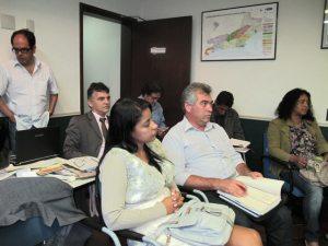 Representantes dos Fóruns da Agenda 21 Locais: Nova Friburgo, São Gonçalo, Niterói, Parati, Rio Bonito, Mendes, Saquarema e outros. (Fotos: Dulce Tupy)